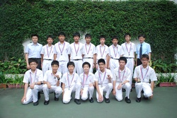 S2 Inter-Class Boys Basketball Competition (2009---2010)-a