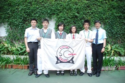 Inter-house English Debate Competition Champion : Virtue House