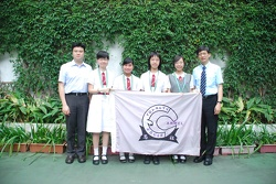 Inter house English Debate Competition 1 st Runners up Loyalty House