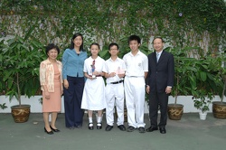 2 nd Important Moral Lessons in Small Folk Stories Report Writing Competition Merit Prize
