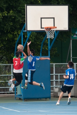 Inter-house Basketball Competition