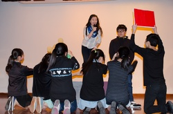 The Hong Kong School Drama Festival(English Category)-Open Rehearsal