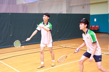 Inter-house Badminton Competition