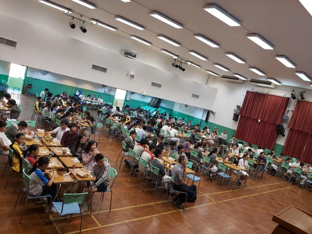 Christian Fellowship Lunch Gathering
