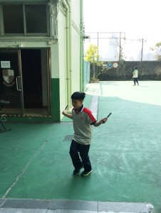talents spot rope skipping
