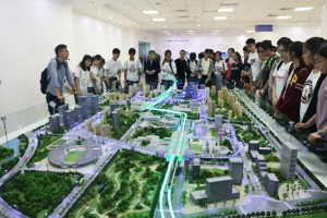 A model city in BYD