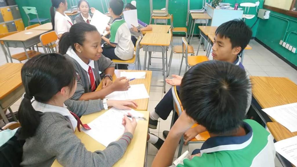 S2 English Enrichment Class