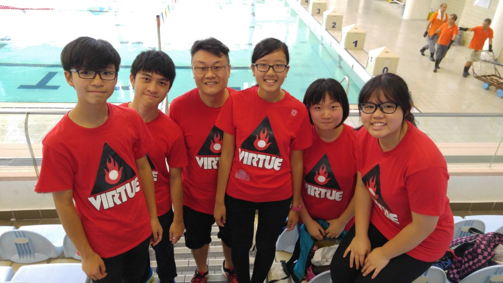 Swimming Gala 1