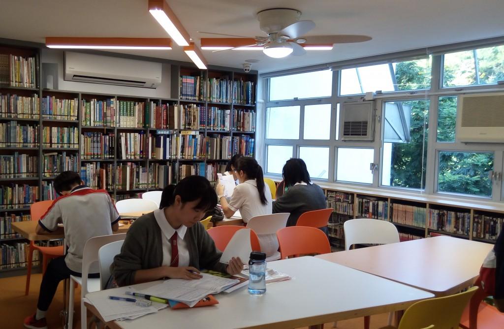 studying corner